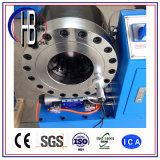 中国は12ボルト機械油圧ホースのひだが付く機械装置大きい割引の価格を機械で造る