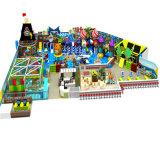 Увеселительный Niuniu детский игровой площадкой для установки внутри помещений
