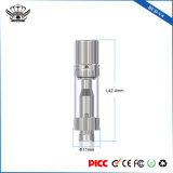 Sigaretta di vetro di ceramica della cartuccia E di memoria 0.5ml Vape del riscaldamento del flusso d'aria superiore Bud-V4