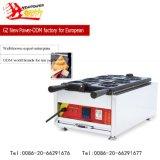 A queima de gordura rápida queima de gordura Waffle Maker waffle cafeteira da Máquina