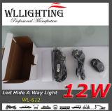 6PCS 1W 차량 위험 LED 독수리 빛
