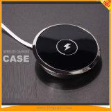 Garniture sans fil de chargeur de mode de Qi pour le téléphone mobile, Smartwatch, garniture