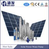 De Pomp van het Roestvrij staal van de levering diep goed voor de Irrigatie van het Landbouwbedrijf die in China (SPreeks) wordt gemaakt