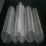 Cartouches filtrantes agglomérées de treillis métallique d'acier inoxydable