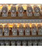 Riflettore commerciale della pista di illuminazione LED della PANNOCCHIA per dell'interno
