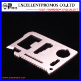 Оптовая торговля армии выживания Pocket Многофункциональная карточка Creid прибора (EP-TS8126)