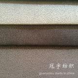 Tissu de Terry ultra mou de velours de polyester pour la maison