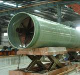 Abastecimento de água de PRFV GRP/tubo de alimentação de água de Alta Pressão
