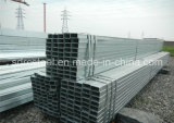 A106 Rang ERW ASTM een pre-Gegalvaniseerde Vierkante Pijp van het Staal