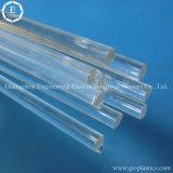 OEM Customed透過アクリルの棒10mmの直径PMMAはプラスチックアクリルの棒を取り除く
