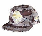 Nuevo diseño 6 Panel Hat con elevado proveedor Logo