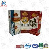 materiais de empacotamento 250ml asséptico para o leite