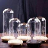 ガラスはホーム装飾の瓶によってカスタマイズされるマイクロ景色ガラスの瓶を飾る