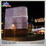 24V helles weißes Vorhang-Licht des Weihnachtenled