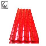 Ral Farbe strich galvanisiertes Dach-Blatt vor
