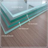 4mm Renforcé Ultra Clear Float Glass pour effet de serre en verre