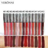 Nuevo líquido Lipgloss de los colores del lápiz labial 13 de Veronni de la llegada de la alta calidad
