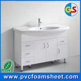 Tamaño de la caliente 1,22m x 2,44m de la hoja de espuma de PVC de color blanco puro gloosy (fuerte)
