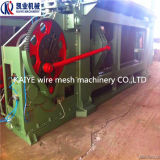 Máquina de confeção de malhas automática do engranzamento de Gabion