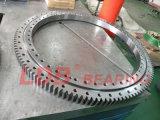 Большой подшипник поворотного кольца поворотного круга используется на башни крана