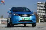Las cuatro ruedas de coche eléctrico de alta velocidad K1