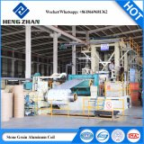PE/PVDF Granos de piedra de la bobina de aluminio para el mercado de Vietnam