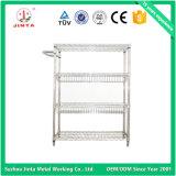 Prateleira de aço inoxidável de cozinha de aço inoxidável Nfs provada (JT-F04)