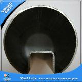 Neuer Entwurfs-spezielles Form-Edelstahl-Rohr für Geländer