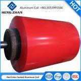 中国の製造者からのカラー上塗を施してあるアルミニウムコイルそしてアルミニウムシート