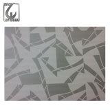 Feuille de l'acier inoxydable 304 pour le panneau décoratif de mur