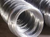 hierro caliente/alambre de acero sumergidos de 10-60g 15-200kg o electro galvanizados