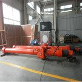 Fora do cilindro hidráulico de ação dupla grande