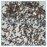 研摩の等級のアルミナの屑ブラウンか白または黒によって溶かされるアルミナの価格
