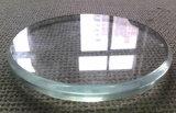 Borrar el vidrio Tempered teñido con los orificios/ Bordes Polished/ Pantalla de seda/ Logo