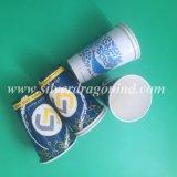 Tazza di carta a gettare di Hot&Cold con i coperchi