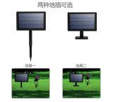 À prova de luz laser Solar Firefly Projetor de Efeito de luz laser de paisagem