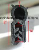 Le guarnizioni della porta a lamelle di NBR personalizzano le guarnizioni di gomma in gomma spugnosa