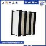 F8 v-Bank de Compacte Filter van de Lucht voor Industrie van het Voedsel