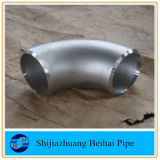 ステンレス鋼の肘JIS SUS304の管はSch40sを肘で突く