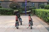Mini bicyclette électrique intelligente neuve avec le pack batterie détachable facile