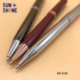 개인화된 강선전도 금속구 펜을 광고하는 주문 로고 펜
