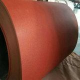 Matt froissé PPGI Pre-Painted bobine en acier galvanisé