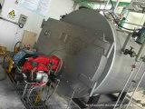 石油燃焼の蒸気ボイラ