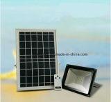 10W 보장 2 년을%s 가진 에너지 절약 Epistar 방수 태양 에너지 LED 플러드 빛