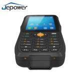 4G/3G/GPRS Barcode Scanner de poche PDA avec fonctionnant sous Android