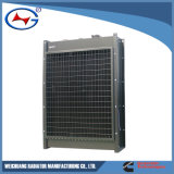 Radiador de aluminio del intercambio de calor del radiador del generador del radiador Mtaii-G2a-12