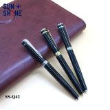 혁신 문구용품 금속 펜은 로고 금속 롤러 펜을 새긴다