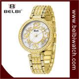 Relojes cómodos elegantes del cuarzo de las señoras de Belbi