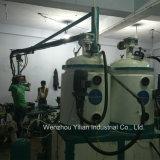 Alta qualidade tipo banana PU vertendo a máquina para fazer da Sapata