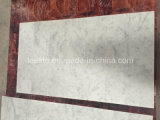 Высокие продажи Bianco каррарского мрамора белого цвета цены природного камня на пол и стены плитки